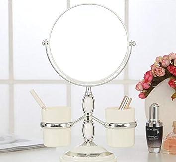 Espejo Estilo Europeo Maquillaje Escritorio De ymwON8vn0