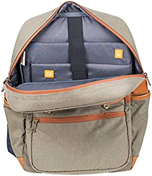 f313a69e8ba6 Killer Ripon Trendy Stylish Waterproof Green Canvas Casual Laptop Backpack.  Loading images.