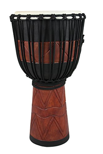 Toca Street Series Djembe - Diamond (8