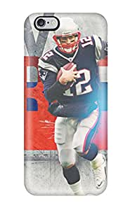 Sanp On Case Cover Protector For Iphone 6 Plus (tom Brady)