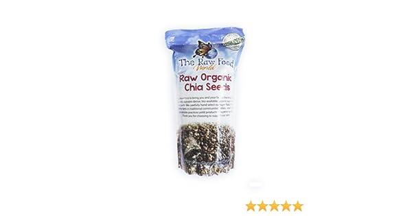 Semillas de Chia Organicas Certificadas, 907 Gramos: Amazon.es: Salud y cuidado personal