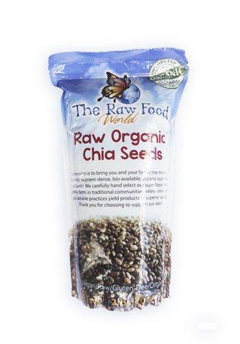 Semillas de Chia Organicas Certificadas, 907 Gramos