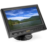 Lilliput 8 CAR Pc Touch Screen TFT LCD VGA Monitor (Black)