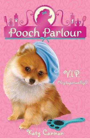 book cover of V.I.P