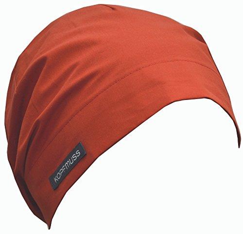 debe Gorro Unisex Cabeza nbsp;en naranja oscuro nbsp;– meteorológica kowg2200 nbsp;Gefütterte colores diferentes wdXqIZ