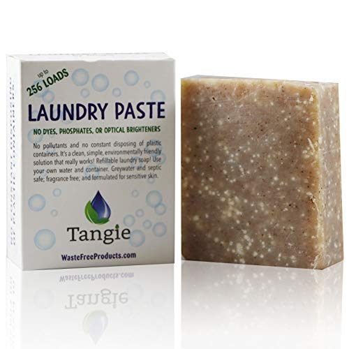 Laundry Soap Refillable Washing Detergent Bar (Washing Bathroom Rugs In Front Load Washer)