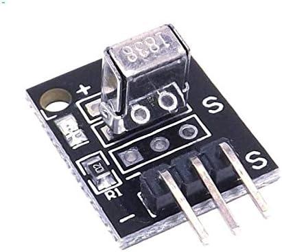 Tonglura Smart Electronics 3pin Keyes KY-022 TL1838 VS1838B 1838 Universal IR Infrared Sensor Receiver Module for Arduino DIY Starter Kit