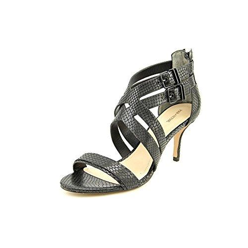 Pour La Victoire Women's Que Dress Sandal,Black,8 M US