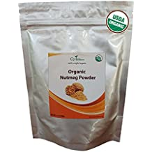 Organic Nutmeg Powder (3.5 oz)