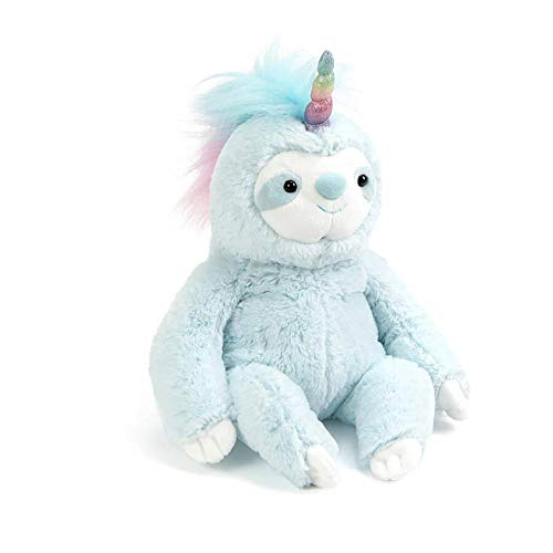 GUND Dazzle Slothicorn Plush Stuffed Toy, 9