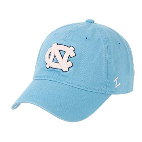 - University of North Carolina UNC Tar Heels Unstructured Relaxed Fit Cotton Scholarship Adult Mens/Boys/Womens Baseball Hat/Cap Size Adjustable