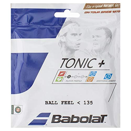Babolat Tonic+ Ball Feel 15L Natural Gut Tennis -
