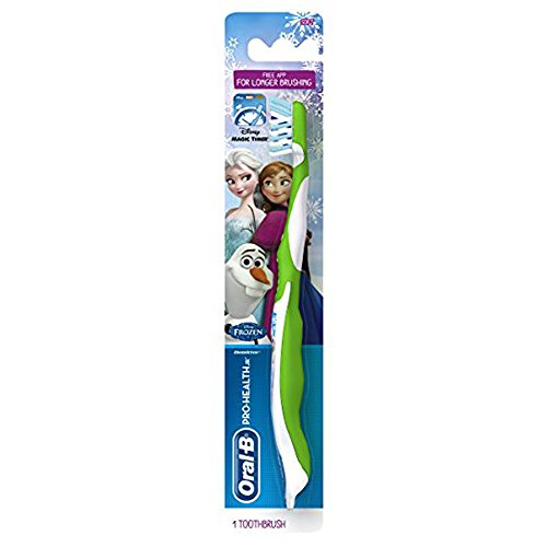 Oral-B Pro-Health For Me CrossAction Soft Kid's Toothbrush K