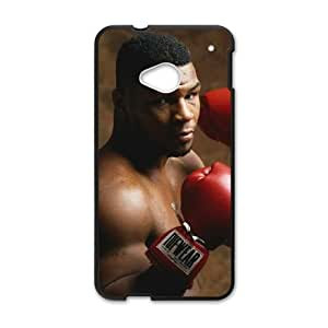 HTC One M7 Cell Phone Case Black Mike Tyson 001 SYj_885292