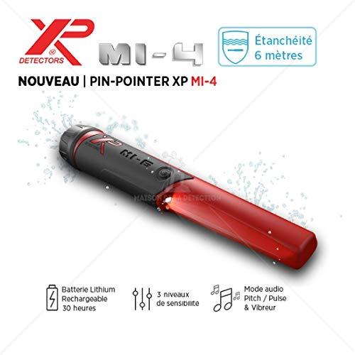 D/étecteur de M/étaux Pinpointer XP MI-4