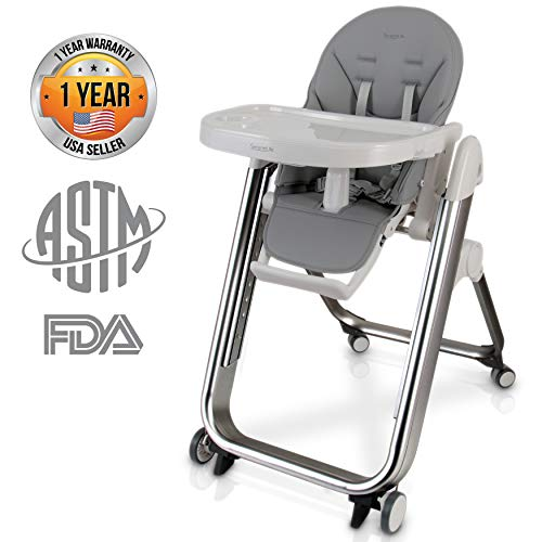 SereneLife SLHC62 Baby Feeding High Chair Seat