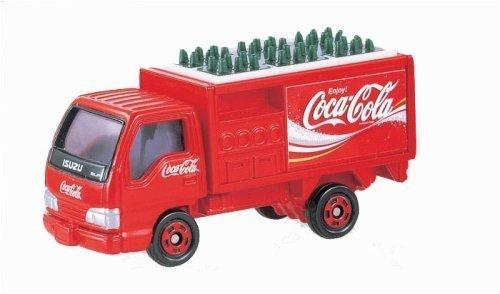 コカ・コーラ ルートトラック トミカ No.105の商品画像