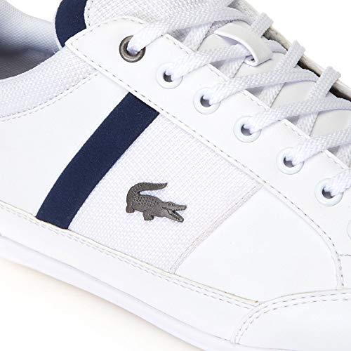 Bianco Lacoste scuro Scarpe da Chaymon Sportswear uomo blu 36cam0008 FRCgqZO