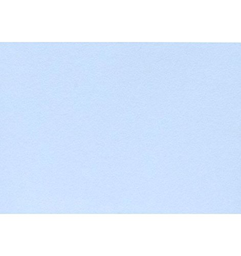 Casual Correspondence Cards (A6 Flat Card (4 5/8 x 6 1/4) - Baby Blue (50Qty)   Perfect for Personal Stationery, Invitation Suite Inserts, Casual Correspondence and much more!   EX4030-13-50)