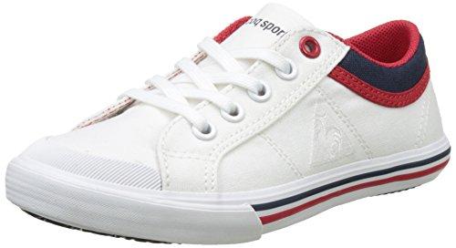 Le Coq Sportif Saint Gaetan Gs Cvs - Botas Unisex Niños Blanco (Optical White/Vintage)