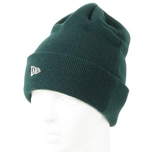 (ニューエラ)NEWERA Basic Cuff Knit ブリティッシュグリーン