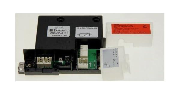Llave Electrónica Para Frigorífico Dometic - 2890189315: Amazon.es ...