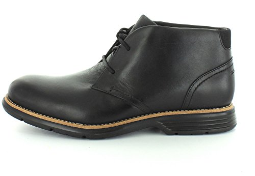 Rockport Mens Mouvement Total Desert Boot Noir