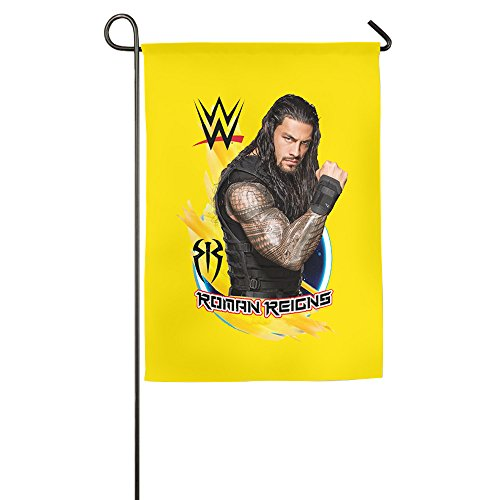 [Roman Reigns White Yard Window Flag 2016 Party] (2 Ipads Halloween Costume)