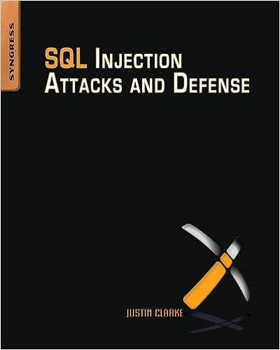 Amazon com: SQL Injection Attacks and Defense eBook: Justin Clarke