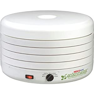 Nesco American Harvest FD-1010 1000 Watt Gardenmaster Dehydrator – Easy to use I wore out my first one but