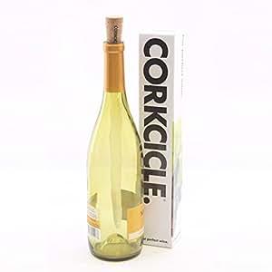 Corkcicle - Sistema de enfriamiento para vinos