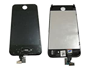 Apple iPhone 4S LCD Display Full Set Touch Screen original black LCD + Display glass + Touch Panel + montaje frame