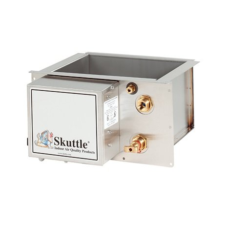 SKUTTLE Steam Humidifier Duct-Mounted Manual Humidistat
