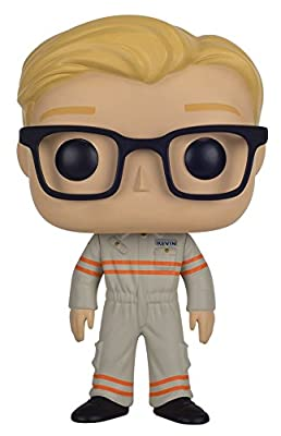 Funko POP Movies: Ghostbusters 2016 Kevin Action Figure | Educational Toys