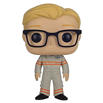 Funko POP Movies: Ghostbusters 2016 Kevin Action Figure: Funko Pop Movies:: Toys & Games
