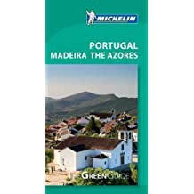 Michelin Green Guide Portugal Madeira The Azores, 7e