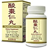 Suan Zao Ren :: Herbal Supplement for Heart Health :: Made in USA