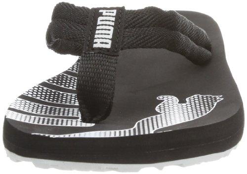 Nero Flip black white Epic Adulte Puma Tongs schwarz 17 Mixte xXW5qwg7w6