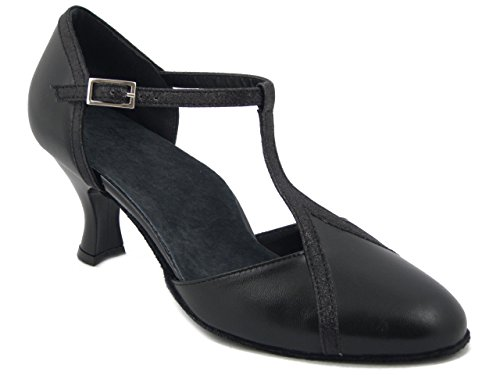 OSVALDO PERICOLI Women's Dance Shoes Black WmTDG79ZmB