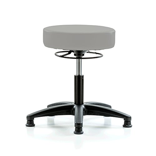 Perch Life Height Adjustable Stool, Stationary Caps, Desk He