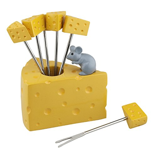 Mouse Cheese Picks - 3