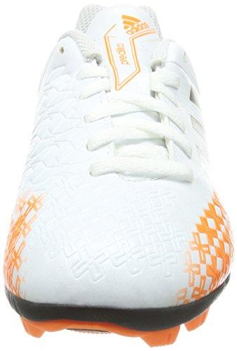 adidas Performance Predito Lz Trx Hg J D67120, Unisex - Kinder Sportschuhe - Fußball, Weiß (RUNNING WHITE FTW/EARTH GREEN S13/SOLAR ZEST), EU 35