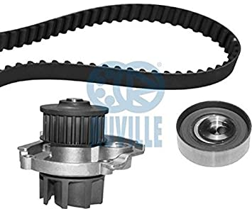 FORD KA 1.2 Timing Belt /& Water Pump Kit 2008 on Set INA 71771599 Quality New