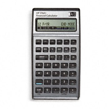 HP 17bII Financial Calculator - F2234A