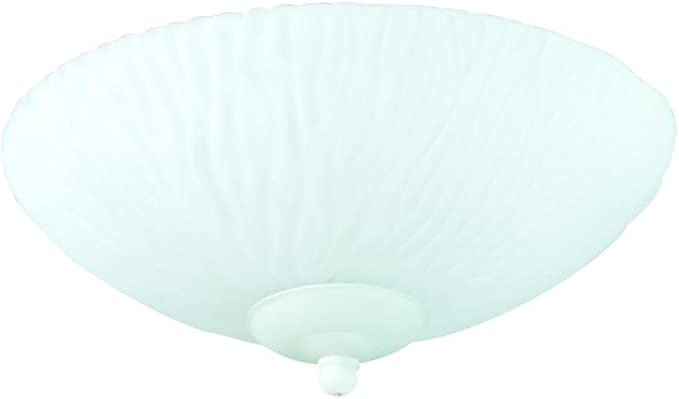 Craftmade LKE301WF-CFL 3 Light Elegance Bowl Fan Light Kit