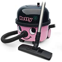 Numatic HET200A Hetty HEPA Canister Vacuum Cleaner