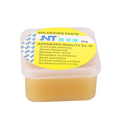 Colophane Faciliter la pâ te de flux de soudure Souder Graisse de soudage efficace Lovelysunshiny