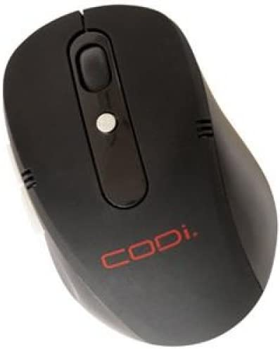 CODi A05013 Wireless Optical Mouse