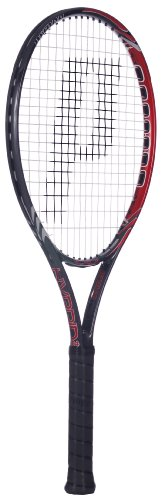UPC 084962760677, Prince EXO3 Hybrid 104 Oversized Tennis Racquets, 4 3/8
