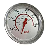 BBQ CLASSIC PARTS Char Broil Patio Bistro Temperature Gauge Tru-Infrared